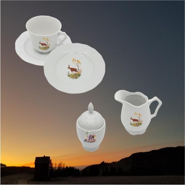 Kaffeservice Snasa